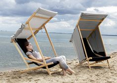 Teras – Home Decoration Beach Lounge Chair, Leather Chaise Lounge Chair, Furniture Projects, Furniture Design, Outdoor Furniture, Outdoor Seating, Outdoor Decor, Foldable Chairs, Deck Chairs
