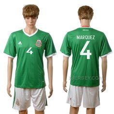 http://www.xjersey.com/201617-mexico-4-marquez-home-jersey.html 2016-17 MEXICO 4 MARQUEZ HOME JERSEY Only $35.00 , Free Shipping!