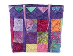 Nancy Zieman and Marie DeGroot share quilts and bags made with precut fabric strips in the new episode of Sewing With Nancy. Fabric Squares, Fabric Strips, Sewing Crafts, Sewing Projects, Sewing Ideas, Charm Square Quilt, Sewing With Nancy, Quilted Tote Bags, Nancy Zieman