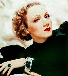Marlene Dietrich c. 1937