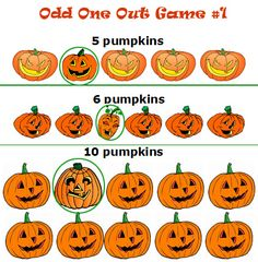 printable halloween games for kids 30 days of halloween day 9 for kids memories and. Black Bedroom Furniture Sets. Home Design Ideas