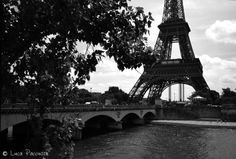 #Paris in black and white