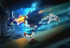 where? by inualet on DeviantArt This is one of the BEST Sonic Boom fanart I've ever seen!!!!!!!!!