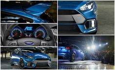 15 Things You Need to Know About the 2017 Ford Focus RS – Feature – Car and Driver - Car and Driver