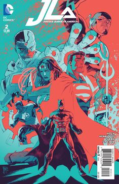 COMICS: Witness A New 'Power and Glory' In JUSTICE LEAGUE OF AMERICA #2 Preview