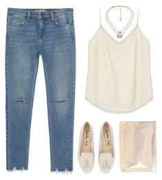Untitled #1235 by timeak on Polyvore featuring polyvore, fashion, style, Zara and Zimmermann
