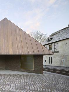 Musée Unterlinden Extension,© Ruedi Walti