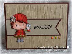 CC Designs Pollycraft Tawny, Autumn/Fall Cards