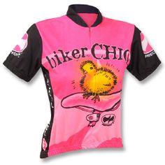 Biker Chick Jersey