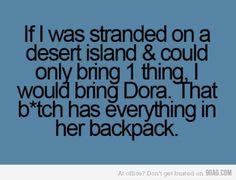 Da Da Da Dora the explorer