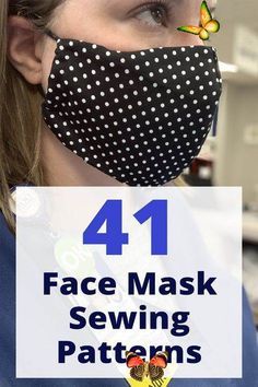 Face mask sewing patterns. For fitted and pleated style 'surgical' / 'medical' m… - Sewing patterns free... Face mask sewing patterns. For fitted and pleated style 'surgical' / 'medical' masks. Includes designs with filter pockets, ties, elastic and kids sizes. PDF Printables and easy video tutorials included. Make your own homemade cloth mask. #facemaskpattern #diyfacemask #Face #Fitted #Mask #Medical #Patterns #Pleated #sewing #sewing patterns free printable kids #style #surgical<br> Face… Sewing Patterns Free, Free Pattern, Motorcycle Mask, Leather Mask, Easy Video, Diy Face Mask, Video Tutorials, New Trends, Kylie Jenner