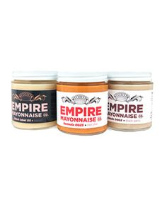 Empire Mayonnaise Co - NYC mix (Smoked Paprika, Black Garlic and Lime Pickle) Mayonnaise, Lime Pickles, Black Garlic, Edible Gifts, Red Chili, Food Packaging, Best Gifts, Eat, Empire