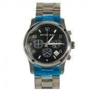 Michael Kors Acrylic Watch Black. http://www.bagonred.com/