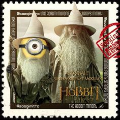 Gandalf (The Hobbit) Minion