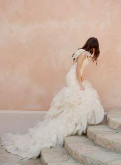 oh the dress #wedding