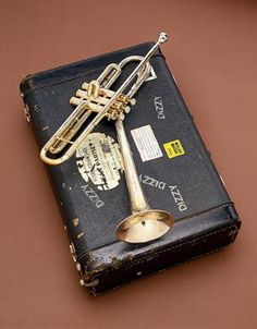 Dizzy Gillespie's horn