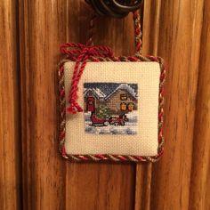 Tiny sleigh