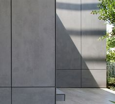 Details Materials Jacobs Yaniv Architects EQUITONE facade materials learn more on House Cladding, Cladding Panels, Facade House, Cladding Ideas, Exterior Wall Tiles, Exterior Siding, Modern Exterior, Exterior Design, Fibre Cement Cladding