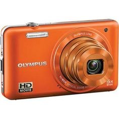 Olympus VG-160 14MP Orange Digital Camera $84.83 #coupay #photography