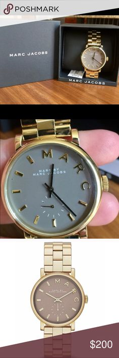 MARC JACOBS WATCH MARC JACOBS WATCH  BRAND NEW Accessories Watches