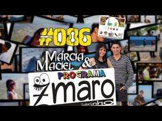 ▶ Programa Zmaro - Marcia e Maciel de Noiva do Cordeiro, brindes sustentáveis e muito mais - Programa Zmaro 086 - YouTube
