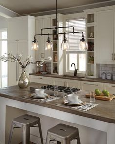19 Home Lighting Ideas Kitchen industrial DIY ideas and