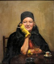 Esther Paterson - The Yellow Gloves (Portrait of Betty Paterson) - 1938 Art Works, Yellow Painting, Oil Painting Landscape, Australian Art, Painting, Royal Society Of Arts, Illustration Art, Art, Portrait