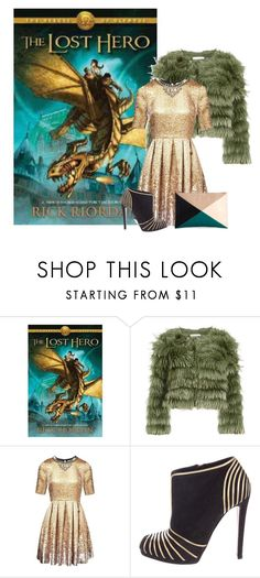Heroes of Olympus the Lost Hero(book 1) - Rick Riordan by ninette-f on Polyvore