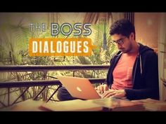 Promo of the forthcoming session featuring the fabulously talented director Ayan Mukerji in conversation with journalist Indu Mirani.  The Boss Dialogues sees the uber-cool director of hits like Yeh Jawaani Hai Deewani and Wake Up Sid in conversation with journalist Indu Mirani on January 19, 2014 at 12.30 pm at Escobar, Bandra.  The Boss Dialogues is a series of intimate conversations with A-list Bollywood directors in Mumbai hosted by renowned entertainment journalist Indu Mirani.
