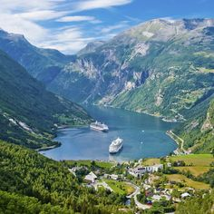 Fjords of Norway | 23 Underrated Vacation Spots Around The World To Visit Before You Die