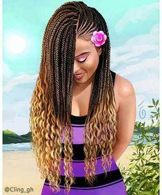 Half Cornrows Half Box Braids Pictures cornrows in front box braids in back black kitty family Half Cornrows Half Box Braids. Here is Half Cornrows Half Box Braids Pictures for you. Half Cornrows Half Box Braids how to half cornrow half box brai. Cornrows With Box Braids, Side Cornrows, Braids With Shaved Sides, Braids Wig, Latest Braided Hairstyles, Shaved Side Hairstyles, African Braids Hairstyles, Protective Hairstyles, Ponytail Hairstyles
