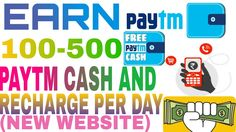 How to earn unlimited Paytm cash|| new website || best website for earning paytm cash. - WATCH VIDEO here -> http://makeextramoneyonline.org/how-to-earn-unlimited-paytm-cash-new-website-best-website-for-earning-paytm-cash/ -    how to make cash from web online internet  Video type: How to make money online Made under: Earn unlimited paytm paytm cash Earning source: paytm cash and recharge website NAMASKAAR DOSTON aaj ki is video mein main aapko bataunga ki aap per day 100 to