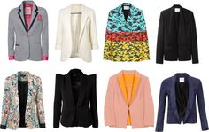 """blazers"" by valeriabogota on Polyvore"