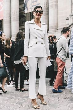 Best Outfit Ideas For Fall And Winter  Street Style Alta Costura/ París julio de 2016 (III)