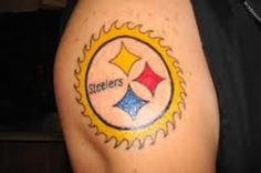Pittsburgh Steeler Tattoos And History-Steeler Nation