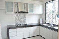 Dapur Sederhana Lebih Sehat Jika Terbuka   http://rumahideaonline.com/dapur-sederhana-lebih-sehat-jika-terbuka/