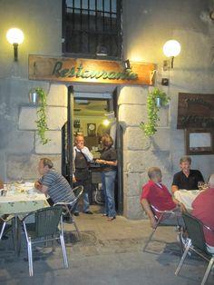 La Latina, Madrid: Paella at El Arrozal