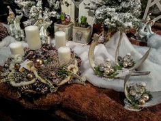 Advent in vornehmem weiß #Advent #Weihnachten #Adventskranz #Adventsdeko #Kerzen #Florisitk  EBK-Blumenmönche Blumenhaus – Google+