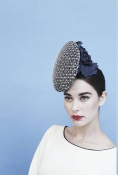 Fascinators UK | Photos of fascinators and hats for wedding guests [Photos]