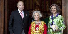 Poniatowska recibe el premio Cervantes de Literatura