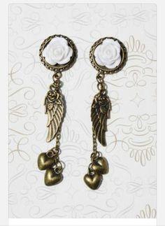 Angel wings gauges