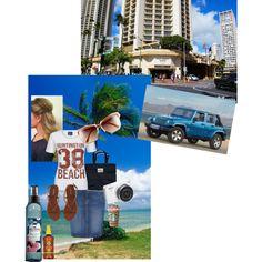 Hawaii Trip #2- Cruisin Hawaii - Polyvore