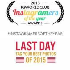To celebrate the 300 world accounts of the @igworldclub community an award has been created to celebrate the best photographers in the world: INSTAGRAMERS OF THE YEAR.  Participation is simple. Tag your best photos to @igworldclub or @ig_turin_  using the special hashtag #instagramersoftheyear_turin and #instagramersoftheyear by December 18.  Be sure to include the location of your photo. All Ig Account will choose photographers from among those photos tagged with the special hashtag. They…