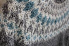 Ravelry: Hela Short Cardigan with Zip pattern by Védís Jónsdóttir Fair Isle Pattern, Ravelry, Zip, Knitting, Dresser Makeovers, English, Crafting, Patterns, Projects