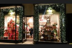 The festive season may be in full swing but there's still time to deck the halls with seasonal trinkets from London's Christmas shops. Harrods Christmas, London Christmas, Christmas Shopping, Christmas And New Year, Christmas Fun, Xmas, Shop Fronts, Deck The Halls, Holiday Decor