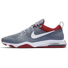 e7edfe6868c83 Alabama Crimson Tide Nike Women s Air Zoom Week Zero Shoes - Gray Crimson   womensoutfits