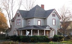 Indiana Avenue Historic District in Blount County, Tennessee.