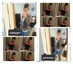 """""""Bad Bxtch//MamiJay💕"""" by shecutetho ❤ liked on Polyvore"""