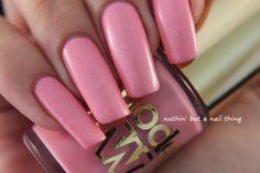 Models Own - Diamond Luxe - Princess Pink #nailart #nails #nailit #nailpolish #manicure #nailsoftheday #beauty #polish