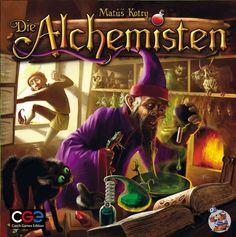 Die Alchemisten | Brettspielbote